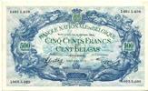 500 Francs/100 Belgas 18.02.1943 Belgien,  II  4450 руб 70,00 EUR  +  445 руб shipping