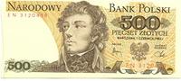 500 Zlotych 1.06.1982 Polen,  Unc  2,00 EUR  zzgl. 5,00 EUR Versand