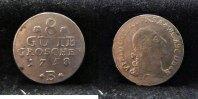8 Gute Groschen 1758 B Altdeutschland ~ Anhalt Bernburg / Victor Friedr... 95,00 EUR  zzgl. 5,00 EUR Versand