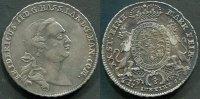 2/3 Taler 1767 Altdeutschland ~ Hessen / Friedrich II. 1760-1785 ~ ~ ss+  185,00 EUR