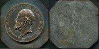 Medaille einseitig o.J. Schweden / Norwegen ~ Oscar II. König von Schwe... 85,00 EUR  +  7,00 EUR shipping