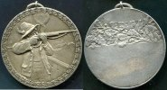 Ag Medaille o.J. Deutschland ~ Schützenorden ohne Angaben ~ ~ ss  60,00 EUR  +  7,00 EUR shipping