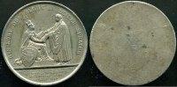 Zinn Medaille 1834 Altdeutschland ~ Sachsen Wittenberg / einseitiger Ab... 95,00 EUR  +  7,00 EUR shipping