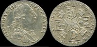 1 Schilling 1787 Grossbritannien ~ England / Georg III. 1760-1820 ~ ~ vz+  195,00 EUR  +  7,00 EUR shipping