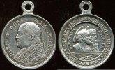 Ag Medaille 1868 Vatikan ~ Pius IX. 1848-1878 / Jahr 22 - S.Petrus & S.... 75,00 EUR  +  7,00 EUR shipping