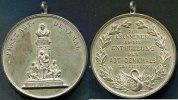Bronze Medaille versilbert 1891 Kaiserreich ~ Wiesbaden / zur Erinnerun... 60,00 EUR  +  7,00 EUR shipping