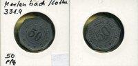 50 Pfg. 1917, Deutschland/Merlenbach, , vz  65,00 EUR  +  7,00 EUR shipping
