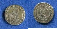 15 Kreuzer, 1691, Leiningen-Westerburg, Georg Wilhelm 1537-1695, ss,  170,00 EUR