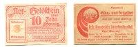 10 Pfennig-Briefmarkengeld, o.D.(1918), Deutschland/Osnabrück, Erste Os... 125,00 EUR112,50 EUR  +  7,00 EUR shipping