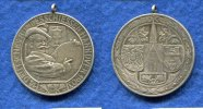 Ag.Medaille, 1903, Hannover, 14.deutsches Bundesschiessen, ss/vz,  89,00 EUR  +  7,00 EUR shipping