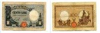 100 Lire, 1930, Italien,  IV,  65,00 EUR  +  7,00 EUR shipping