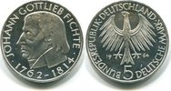 5 Mark, 1964, Bundesrepublik, Fichte, PP berieben,  290,00 EUR  +  7,00 EUR shipping