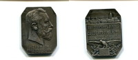 Ag.Medaille 1912 Frankfurt/Main, XVII. Bundesschiessen-Goldenes Jubiläu... 65,00 EUR  +  7,00 EUR shipping