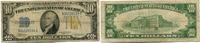 10 Dollars 1934A USA, Militärgeld für Nordafrika, III-  79,50 EUR  +  7,00 EUR shipping