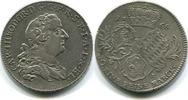 Taler 1765 Pfalz Kurlinie, Karl Theodor 1742-1792, ss/vz  295,00 EUR  zzgl. 5,00 EUR Versand