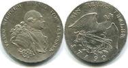 Taler 1790A Brandenburg/Preussen, Friedrich Wilhelm III.1786-1793, f.vz  395,00 EUR  +  7,00 EUR shipping
