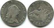 Taler 1771A Brandenburg/Preussen, Friedrich II.der Große 1740-1786, ss  135,00 EUR  zzgl. 5,00 EUR Versand
