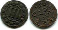 3 Pfennig 1659 Bentheim-Tecklenburg-Rheda für Rheda, Moritz 1623-1674, ... 105,00 EUR  zzgl. 5,00 EUR Versand