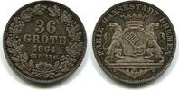 36 Grote 1864 Bremen,  f.vz  100,00 EUR  zzgl. 5,00 EUR Versand