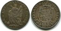 1/6 Ausbeutetaler 1732CPS Braunschweig-Calenberg-Hannover, Georg II.172... 50,00 EUR  zzgl. 5,00 EUR Versand