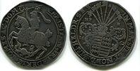Taler 1662 Mansfeld,eigentliche Hinterurtische Linie, Christian Friedri... 295,00 EUR  zzgl. 5,00 EUR Versand