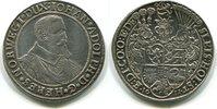 Taler 1611 Schleswig-Holstein-Gottorp, Johann Adolf 1590-1616, ss  945,00 EUR kostenloser Versand