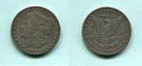 Morgan-Dollar 1895s USA,  f.ss  21084 руб 285,00 EUR  +  518 руб shipping