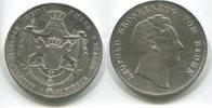 Doppel-Taler 1852 Baden, Carl Leopold Friedrich 1830-1852, ss  375,00 EUR  zzgl. 5,00 EUR Versand