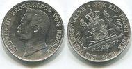 Taler 1864 Hessen Darmstadt, Ludwig III.1848-1877, f.vz  275,00 EUR  zzgl. 5,00 EUR Versand