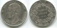 Doppel-Taler 1841 Hessen Darmstadt, Ludwig II.1830-1848, f.vz  295,00 EUR  zzgl. 5,00 EUR Versand