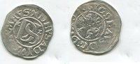 Doppelschilling, 1622 Pommern-Stettin, Bogilaw XIV. 1620-1625, f.ss  48,00 EUR  zzgl. 5,00 EUR Versand