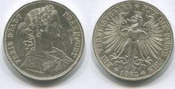1 Vereinsaler 1863 Frankfurt,  vz  195,00 EUR  zzgl. 5,00 EUR Versand
