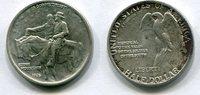 1/2 Dollar 1925 USA Stone Mountain vz  65,00 EUR  +  7,00 EUR shipping