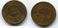 1 Cent 1843 USA  / s-ss  55,00 EUR  +  7,00 EUR shipping