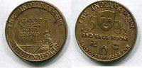 Good Luck Token  USA  / vz  38,00 EUR  zzgl. 5,00 EUR Versand