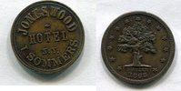 Civil War Token 1863 USA  / vz+  95,00 EUR  zzgl. 5,00 EUR Versand