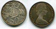 50 Cent 1966 Australien  / PP  95,00 EUR  +  7,00 EUR shipping