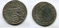 8 Skilling 1608 Dänemark ~ Christian IV. 1588-1648 ~ / ss+  135,00 EUR  +  7,00 EUR shipping