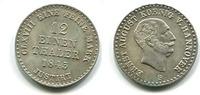 1/12  Taler 1843s Hannover, Ernst August 1837-1851, vz/st  4419 руб 69,50 EUR  +  445 руб shipping