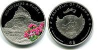 5 Dolars 2009 Palau, Mountains & Flora&quot:  Matterhorn&quot:  , PP  2511 руб 39,50 EUR  +  445 руб shipping