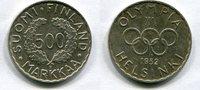 500 Markkaa 1952 Finnland ~ ss/vz  1144 руб 18,00 EUR  +  445 руб shipping