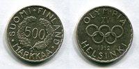 500 Markkaa 1952 Finnland ~ vz+  1589 руб 25,00 EUR  +  445 руб shipping