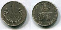 1 Krone 1960 Grönland ~ Greenland ~ vz+  1780 руб 28,00 EUR  +  445 руб shipping