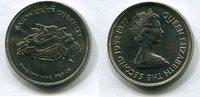 25 Pence 1977 Guernsey ~ unc  318 руб 5,00 EUR  +  445 руб shipping