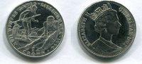 1 Crown 1993 Gibraltar ~ unc  318 руб 5,00 EUR  +  445 руб shipping