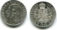 1/6 Taler 1863B Hannover, Georg V. 1851-1866, vz+  3179 руб 50,00 EUR  +  445 руб shipping