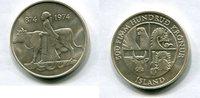 500 Kronur 1974 Island ~ unc  1780 руб 28,00 EUR  +  445 руб shipping