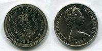 1 Crown 1977 Isle of Man ~ unc  381 руб 6,00 EUR  +  445 руб shipping