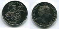1 Crown 2001 Isle of Man ~ unc  636 руб 10,00 EUR  +  445 руб shipping