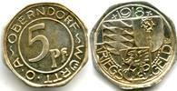 5 Pfennig 1918 Deutschland ~ Oberndorf / Silberabschlag, Ag Abschlag ~ ... 300,00 EUR  +  7,00 EUR shipping